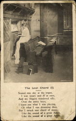 The Lost Chord Postcard