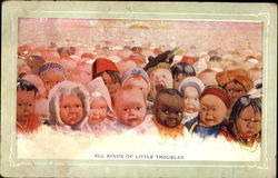 All Kinds Of Little Troubles - Children
