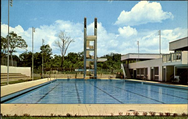 Brunei Public Swimming Pool