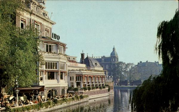Lido Restaurant Amsterdam Holland Benelux Countries