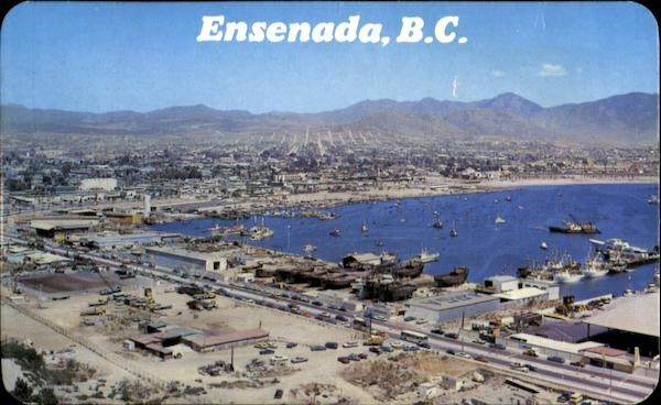 Ensenada Mexico