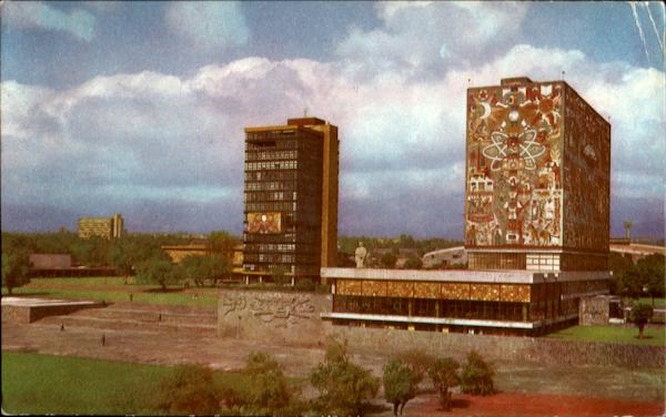 The University City Mexico