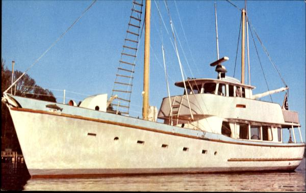 65 Ft. Pisces Curiser Canada Fishing