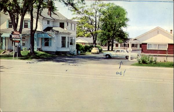 The Glengarry Motel And Restaurant, 138 Willow Street Truro Canada