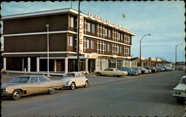 Park Plaza Motor Hotel, 1009 Major Magrath Drive Lethbridge Canada