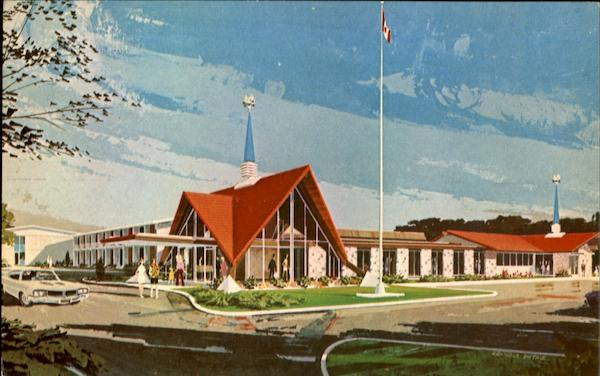 Howard Johnson's Motor Lodge And Restaurant, 1150 Wellington Road London Ontario Canada