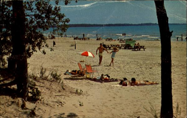 Enjoy A Lazy Day At The Sandy Beach Picton Ontario Canada