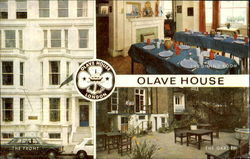 Olave House Postcard