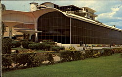 Clubhouse At Juarez Racetrack