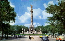 The Independence Monument Postcard