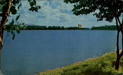 Lake Naynari In Cd. Obregon