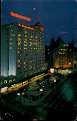 The Macdonald Hotel Postcard