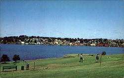 Lunenburg And The Harbour Postcard