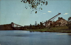 Mersey Pulp And Paper Mill