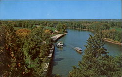 Illinois River Postcard
