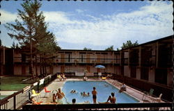 Cairn - Croft Motor Hotel, 6400 Lundy's lane Postcard