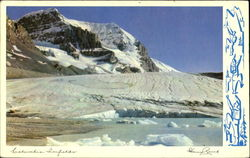 The Columbia Icefields Postcard