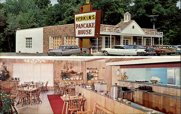 Perkins Pancake House, Highway 35 Middletown New Jersey