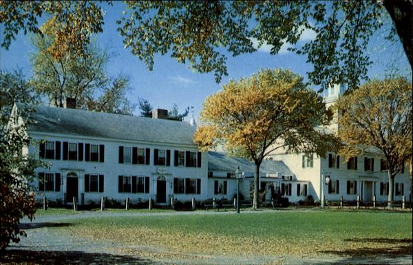 Old Storrowton Tavern Springfield Massachusetts