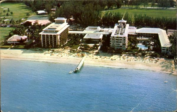 Nassau Beach Hotel Bahamas Caribbean Islands