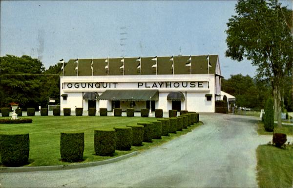 Playhouse Ogunquit Maine