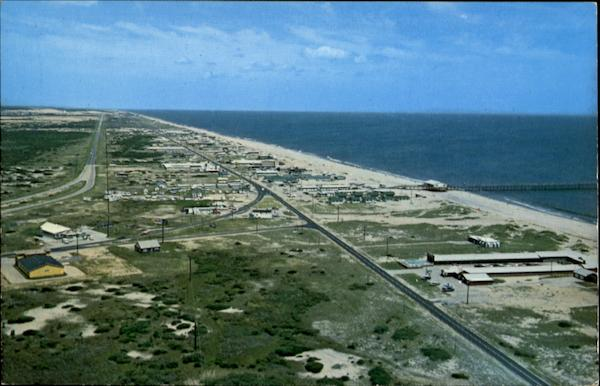 The Outer Banks Of North Carolina Nags Head