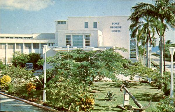 Fort George Hotel Belize City Central America