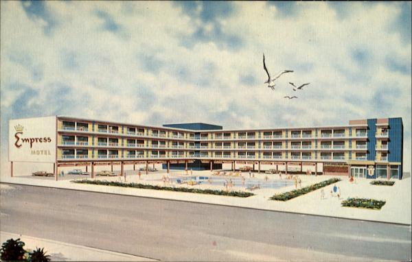 Empress Motel Atlantic City New Jersey