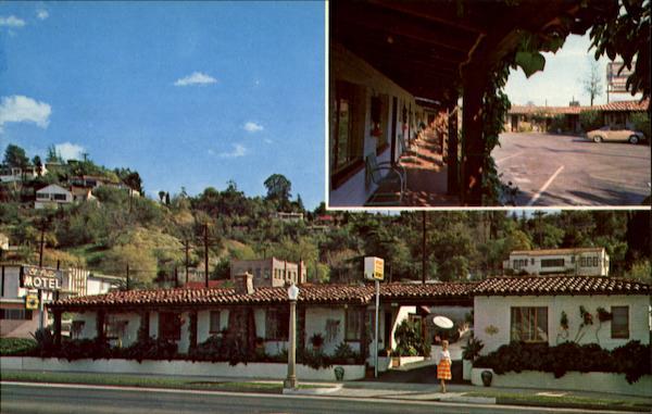 el patio motel 11466 ventura blvd studio city ca. Black Bedroom Furniture Sets. Home Design Ideas