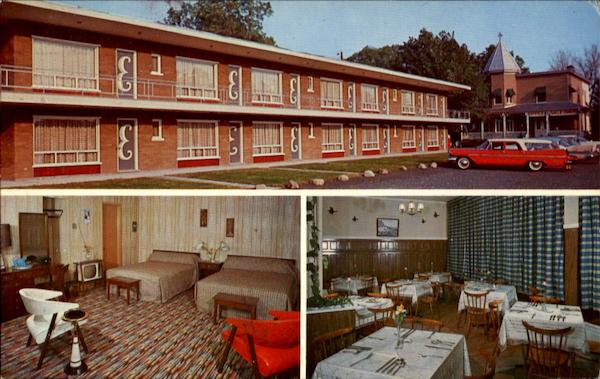 Evelyn Motel, 902 Blvd. Ste. Anne Beauport Canada Quebec