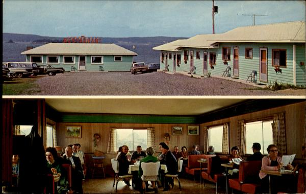 Ponderosa Restaurant And Motel Campobello Island Canada