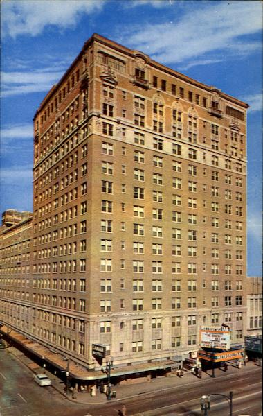 Four Seasons Air Conditioning >> The Beautiful Lamar Hotel Houston, TX