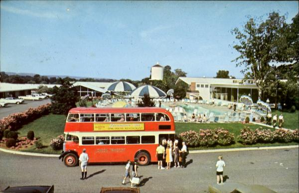 The Downingtown Inn, Rt. 30 Pennsylvania Buses