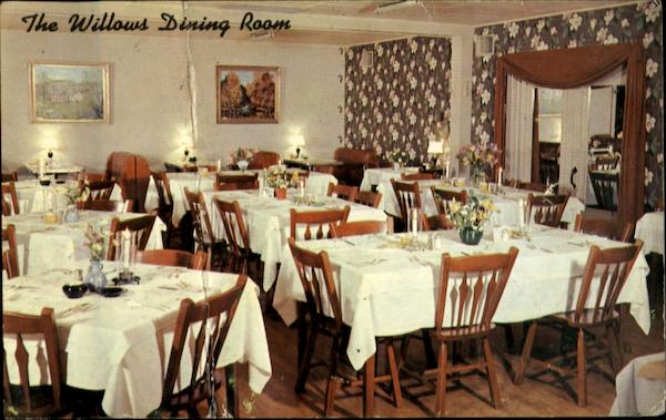 The Willous Dining Room, U. S. #4 Lancaster Pennsylvania