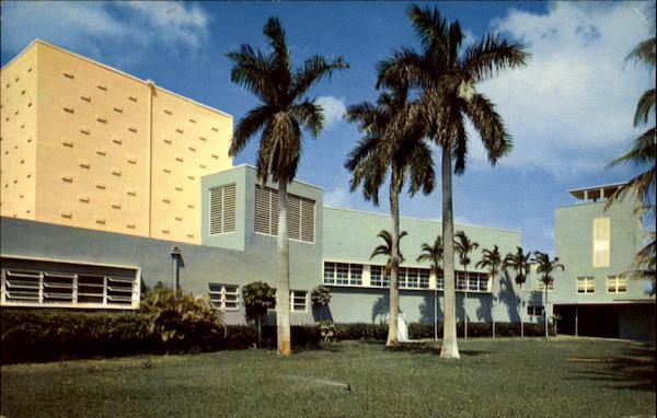 Hollywood's Modern South Broward High School Florida
