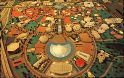 Model Of The New York World's Fair 1964-65