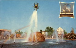 The Solar Fountain