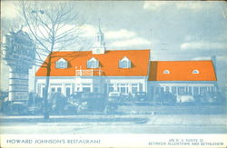 Howard Johnson's Restaurant, U. S. Route 22