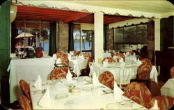 The Terrace Dining Room At The Edgewood Resort Hotel