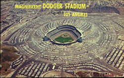 Magnificent Dodger Stadium