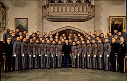The Cadet Glee Club