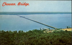 Chowan Bridge Postcard