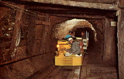 Coal Mine Tunnel
