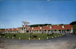 Crinoline Courts Motel, U. S. Route 220