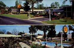 Americana Motel, 2929 Market St. U. S. Highways 17 & 74 North