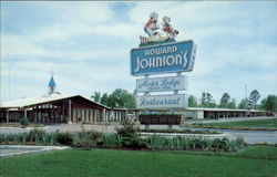 Howard Johnson's Motor Lodge, U. S. Highway 301