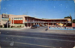 Wittwar Motel, 700 No. Main St Postcard