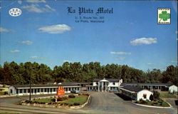 La Plata Motel, U. S. Route No. 301