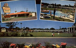 Howard Johnson's Motor Lodge & Restaurant, U. S. 17A