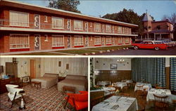 Evelyn Motel, 902 Blvd. Ste. Anne Postcard